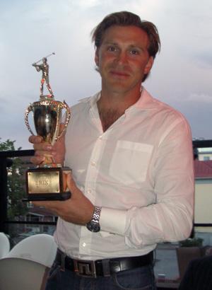 2005. Patrik Ekström